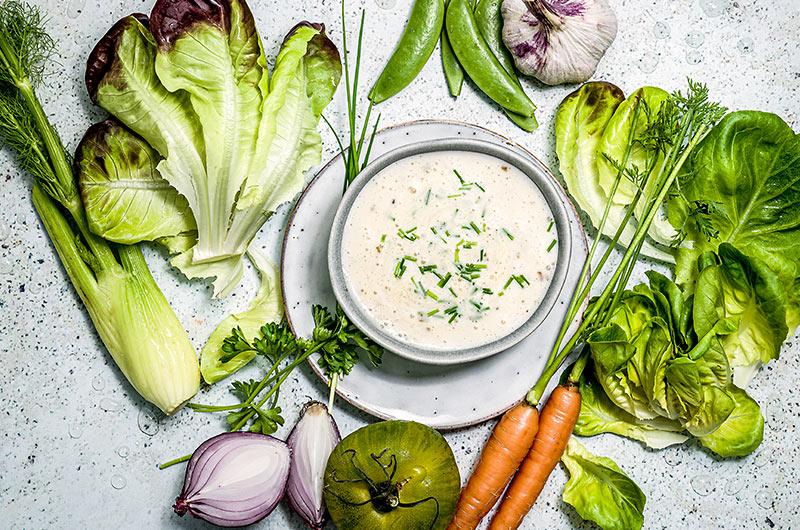Kalte Gautschi Suppe